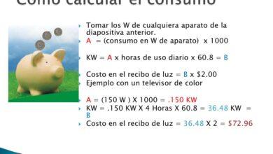 Photo of Cómo calcular el ahorro de energía
