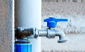 Photo of Cómo prevenir y descongelar las tuberías de agua congelada