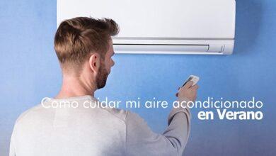 Photo of ¿Cómo puedo cuidar mi aire acondicionado en verano?