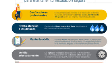Photo of Consejos de seguridad para el gas natural