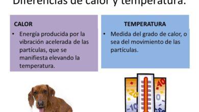 Photo of ¿Cuál es la diferencia entre el calor y la temperatura?