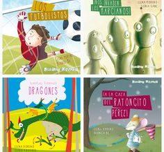 Photo of Disfruta de 4 libros de gran energía para niños en el Día Internacional de la Alfabetización
