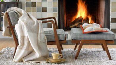 Photo of Mantenga su hogar cálido en invierno con un mantenimiento adecuado de la chimenea