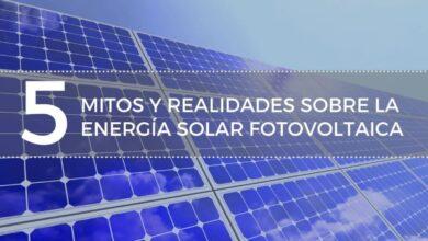 Photo of Mitos sobre la eficiencia energética – La energía solar